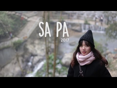 Us travel - Sapa couple trip 2017 - Vietnam