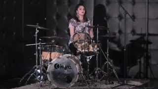 Real Love - Clean Bandit (Drum Cover) - Rani Ramadhany