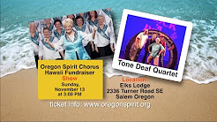 Oregon Spirit Chorus Holiday Events PSA