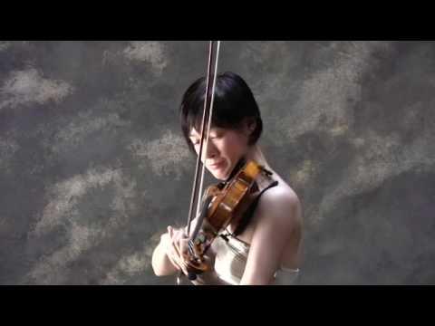 J Henry Fair video of Miranda Cuckson