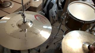hi hat crescent vs sabian hhx