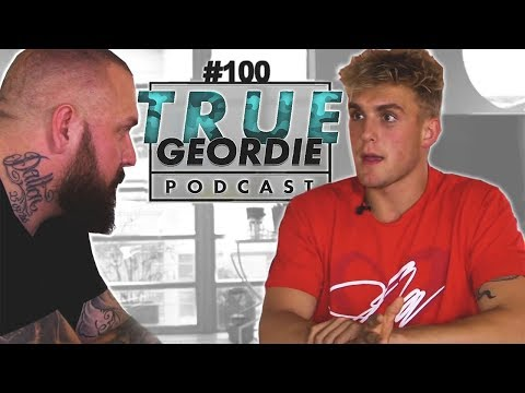 JAKE PAUL INTERVIEW | True Geordie Podcast #100