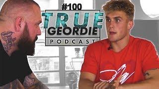 JAKE PAUL INTERVIEW | True Geordie Podcast #100
