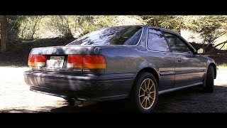 NorCal Car-Files: '93 Honda Accord LX
