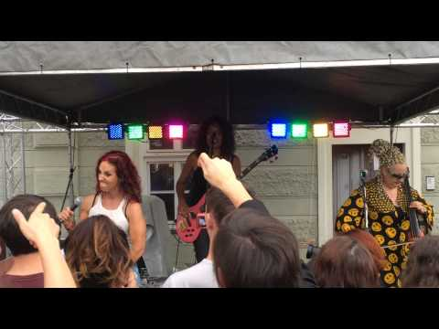 BETTY - The L Word Theme live @ Prague Pride 2014
