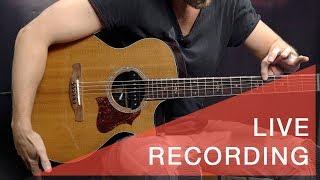 Tobias Rauscher Memories LIVE RECORDING