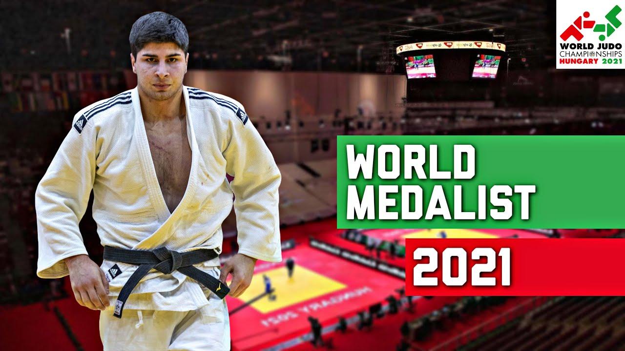 СУЛАМАНИДЗЕ Илиа - Бронза на ЧМ 2021   SULAMANIDZE Ilia World Bronze Medal