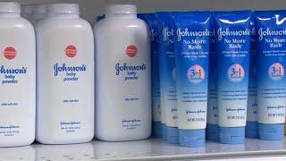 تقرير: مادة الأسبستوس المسرطنة في بودرة جونسون أند جونسون للأطفال والشركة تنفي…