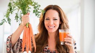 Морковный сок выводит ЛИШНИЙ САХАР и ХОЛЕСТЕРИН из крови