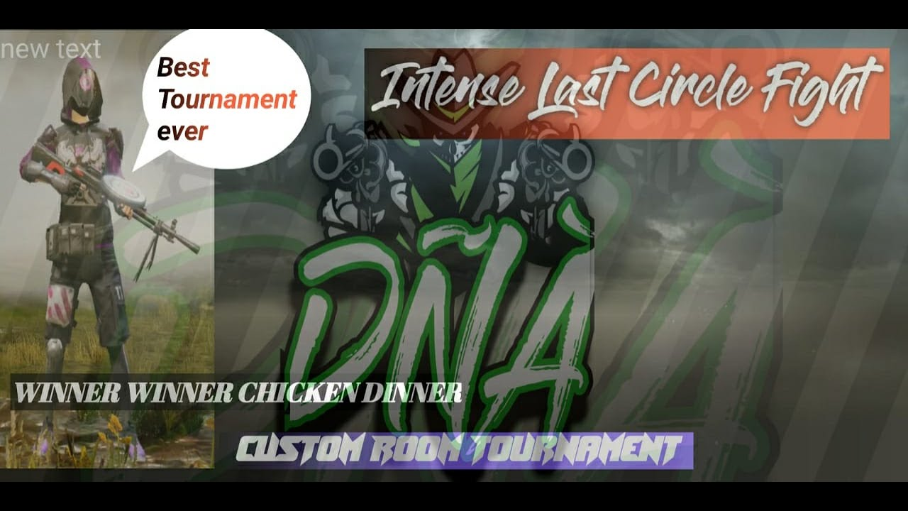 This is how DNA plays Custom Tournaments!! #DNA #DNA_Ajit #CustomRooms