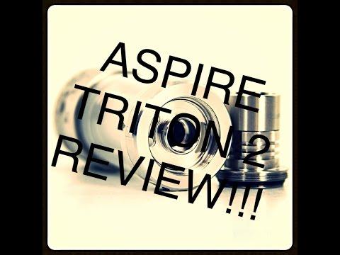 ASPIRE TRITON 2 (Clapton Coils) REVIEW