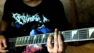 Gambar cover Boomerang-psycho manimalium(gitar cover)