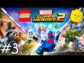 LEGO Marvel Superheroes 2 Cartoon Game Videos for Kids - Superhero Video Games for Children #3