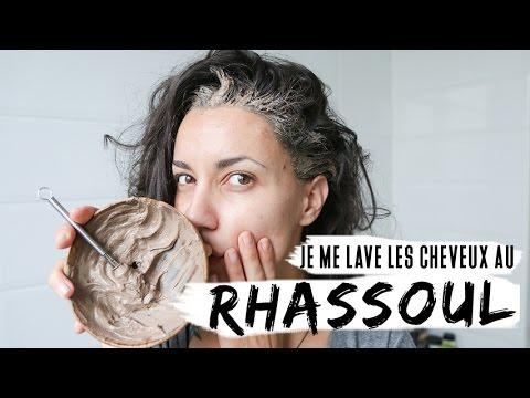NO-POO ET RHASSOUL : Je me lave les cheveux sans shampooing ! | Coline
