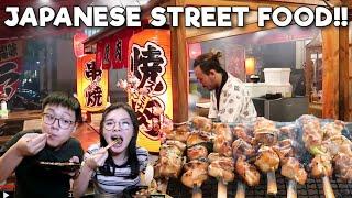 JAPANESE STREET FOOD KAKI LIMA TERLENGKAP DI JAKARTA !! BERASA DI JEPANG !!