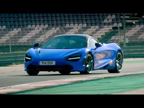 Chris Harris Drives the McLaren 720s | Top Gear: Series 25