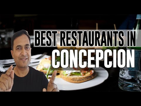 Best Restaurants & Places To Eat In Concepcion , Chile