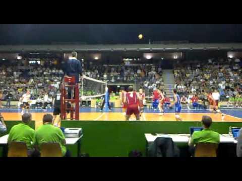 deutschland russland volleyball