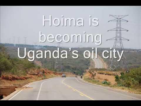 Hoima, Uganda's oil city