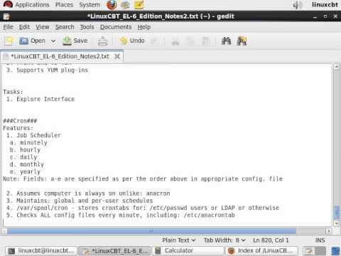 LinuxCBT Debian 7.x - NTP Configuration (29/72)