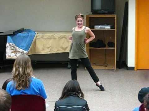 Comedy Vocal Lab (Dance: Ten, Looks: Three)
