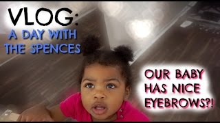 POTTY TRAINING + WE LOVE EATING(FOODIES) | VLOG - SINCERELY SPENCE