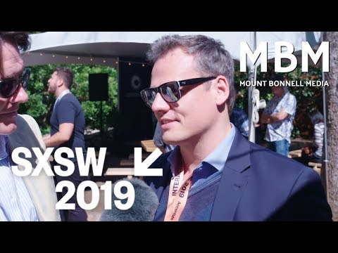SXSW 2019 | MBM at Blockchain House with Philipp Sauerborn