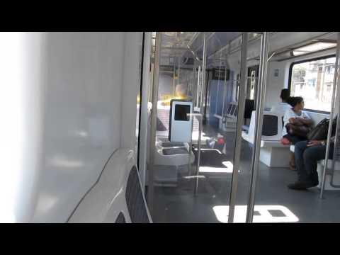 Riding the Supervia train in the suburbs of Rio de Janeiro between Triagem and São Cristovão