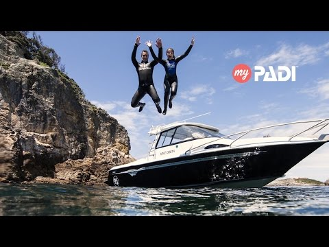 My PADI Story – Steve & Riley Hathaway, Young Ocean Explorers