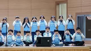 2019.11.22 이나리 하모니카 단체공연2