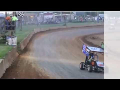 Jason Klinger #88 at Shippensburg Speedway 2014