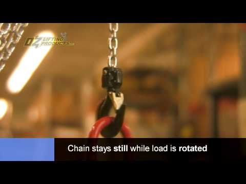 Exclusive Chain Hoist Features to Help Move Your Loads Safely & Securely - Oz Lifting Products