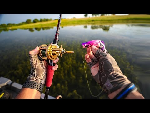 This Funny Fishing Lure Catches GIANTS!! (ft. Jon B.)