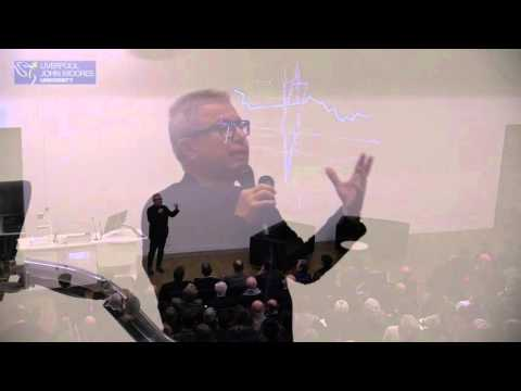 Daniel Libeskind - Charity Lecture - LJMU 23rd Oct 2015