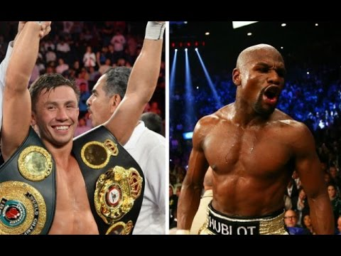 """FLOYD MAYWEATHER SAYS """"THEY WANT A WHITE BOXING STAR"""""""
