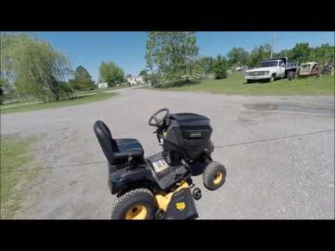 Craftsman Pro Series Riding Mower 42