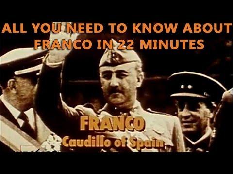 Franco - Caudillo of Spain