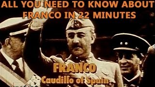 Franco - Caudillo of Spain