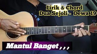 Chord Mudah ( Dua Sejoli - Dewa 19 ) By Darmawan Gitar ( Tutorial )