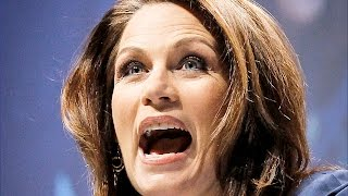 Lunatic Bachmann Says Obama Is About To Reveal Himself As Anti-Christ