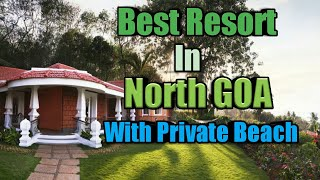 Goa Beach Resorts  Beach Resorts In North Goa