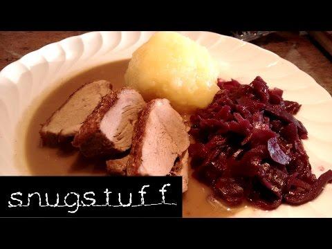 Knusprig gebratene Entenbrust , Rezept für Hauptgericht // Episode 0015