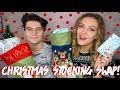 watch he video of £20 CHRISTMAS STOCKING SWAP CHALLENGE WITH MY BOYFRIEND!!!