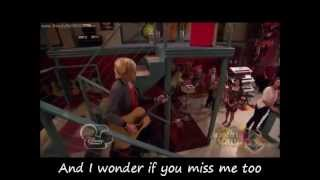 Austin & Ally - I Think About You with Lyrics