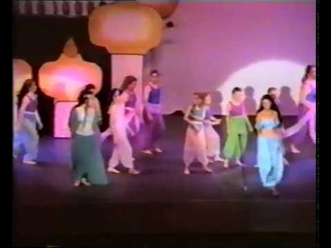 WA Academy of Dance and Drama - Aladdin Part 2