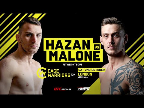 CW129: Scott Malone vs Dylan Hazan