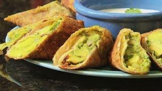 Avocado Egg Rolls: Farm To Fork With Sharon Profis - America's Heartland