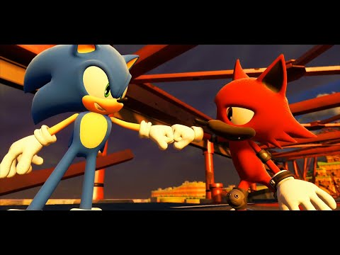 Sonic Forces / Le film d'animation complet en francais