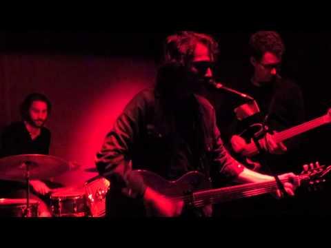 "Jess Matsen with Slow Jet Phoenix AZ 1/28/15 ""coward island"""