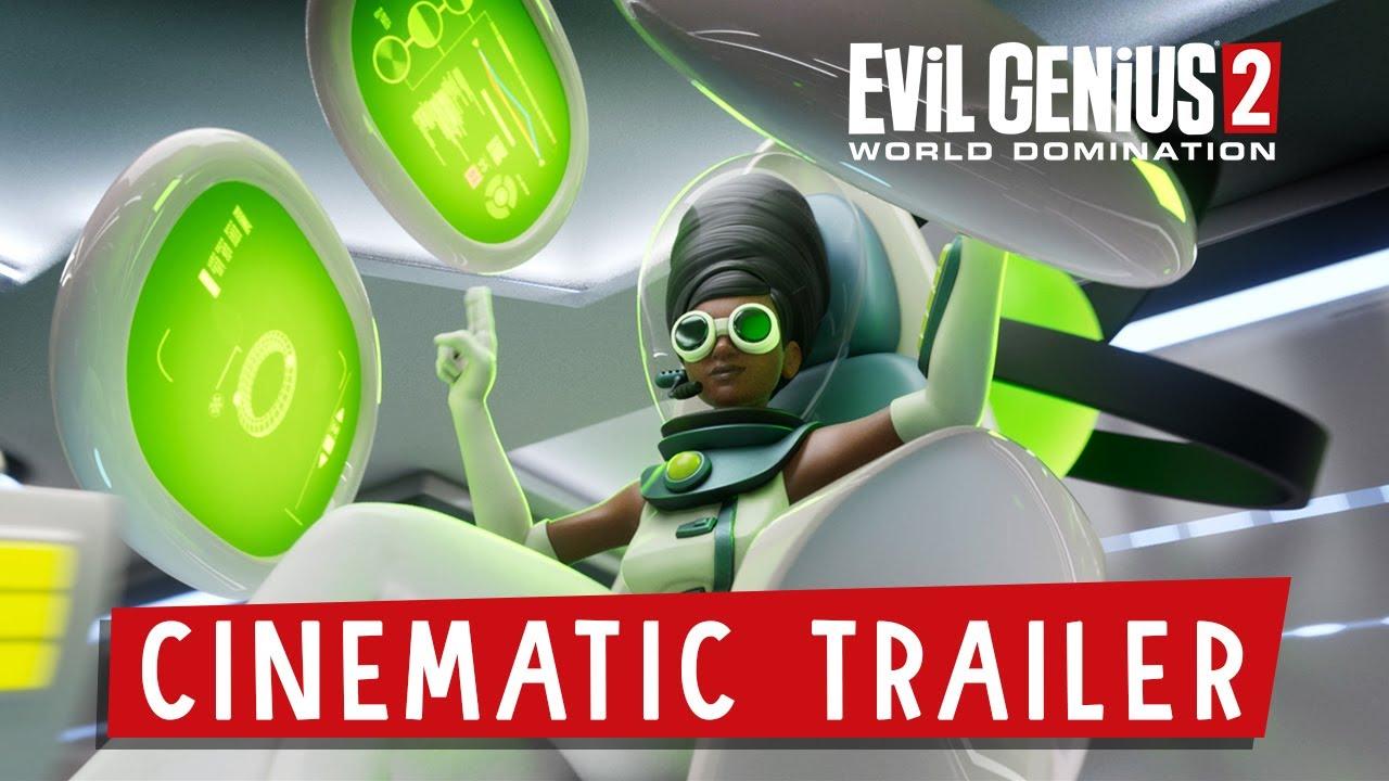 Download Evil Genius 2: World Domination - Cinematic Trailer
